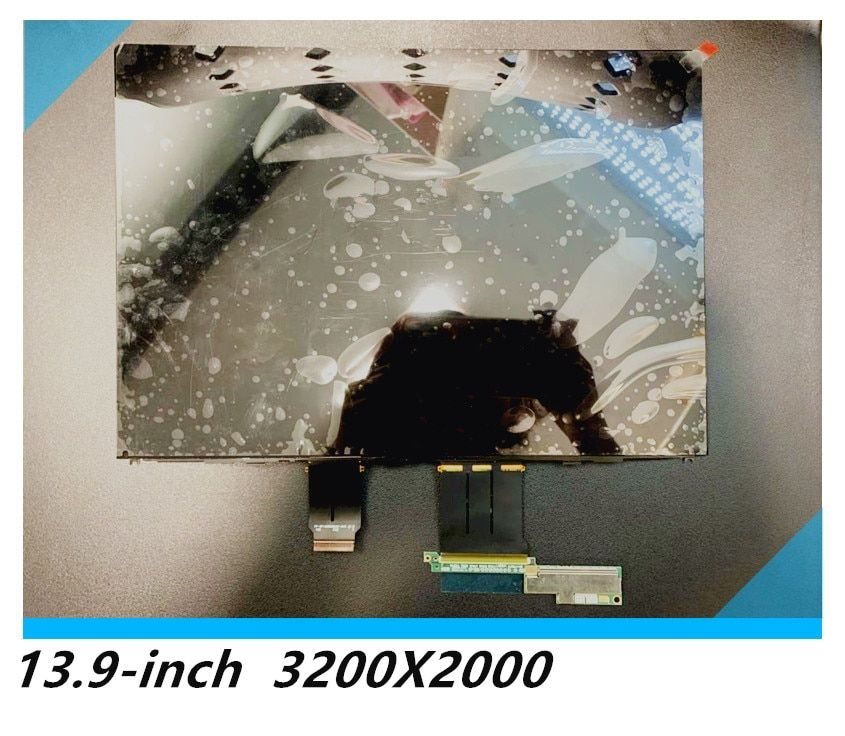 For Huawei Matebook X Pro 13 9 Inch Touch Screen Lcd Display Lpm139m422 A 3k Screen 3000x2000 Screen Assembly Replacement In 2020 Touch Screen Huawei Lcd