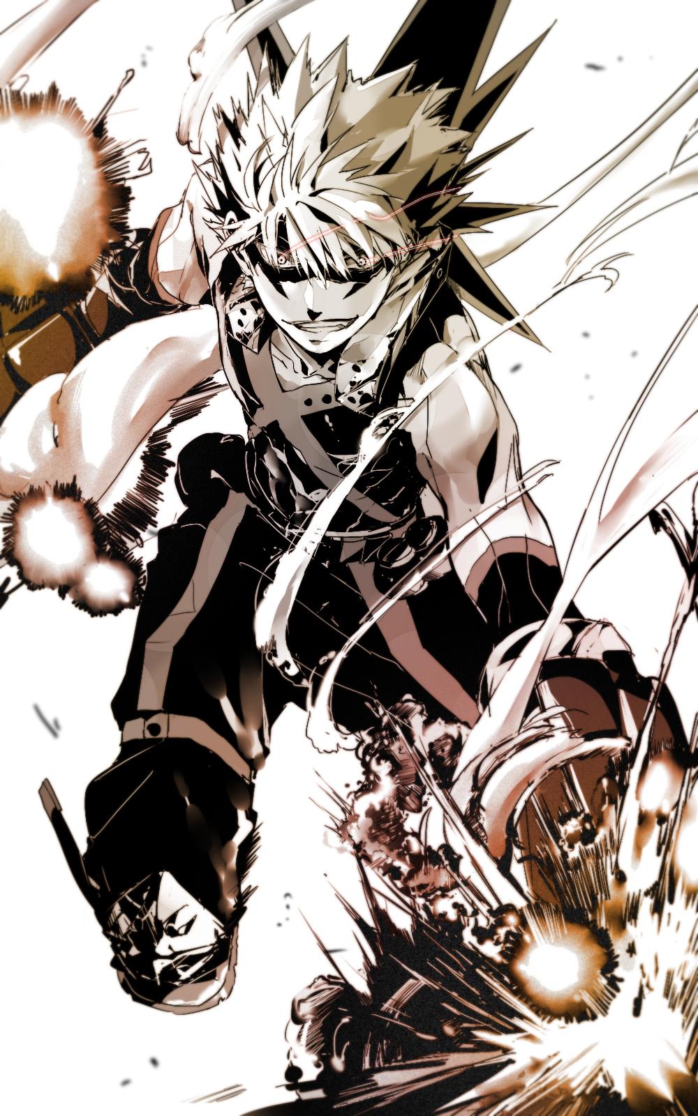 Boku no Hero Academia Katsuki Bakugou Dibujos anime