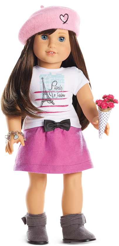 grace 2015 girl of the year play at american girl doll