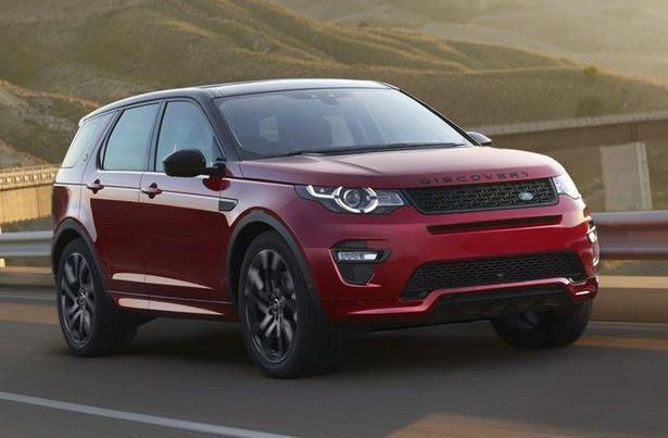 Land Rover Discovery Sport Dynamic Land Rover Discovery Sport Discovery Sport Hse Land Rover