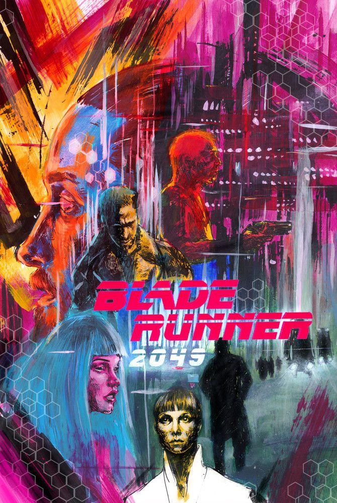 """""""I can never make enough"""" Blade runner, Blade runner"""