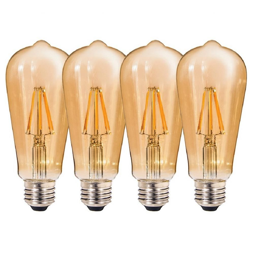 Clearly LED Light Bulbs Are Made Using The Worldwide Patented Filament  Technology. The Unique Materials Of The LED Filament Make Them The Most  Efficient ...