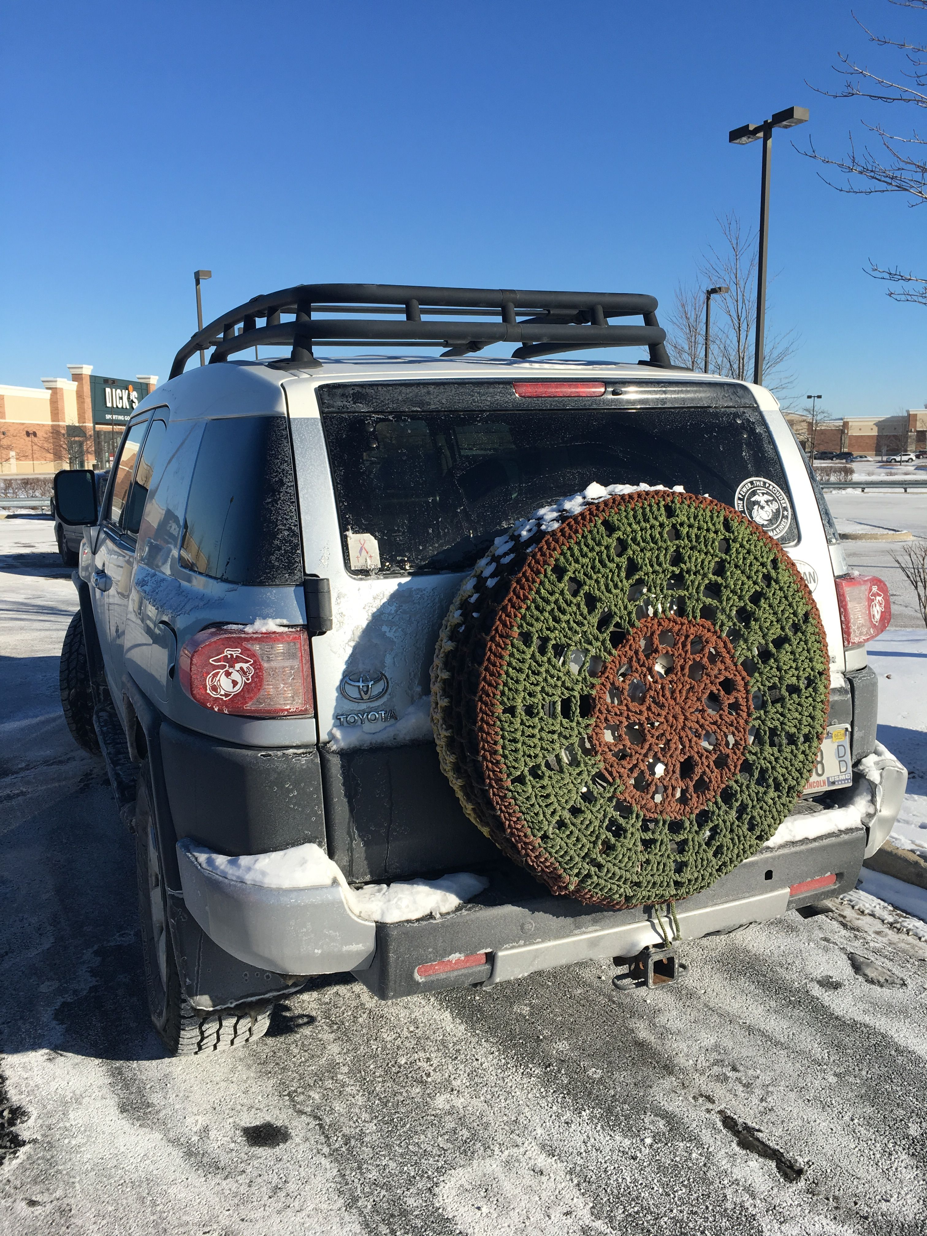 usmc jeep tire covers