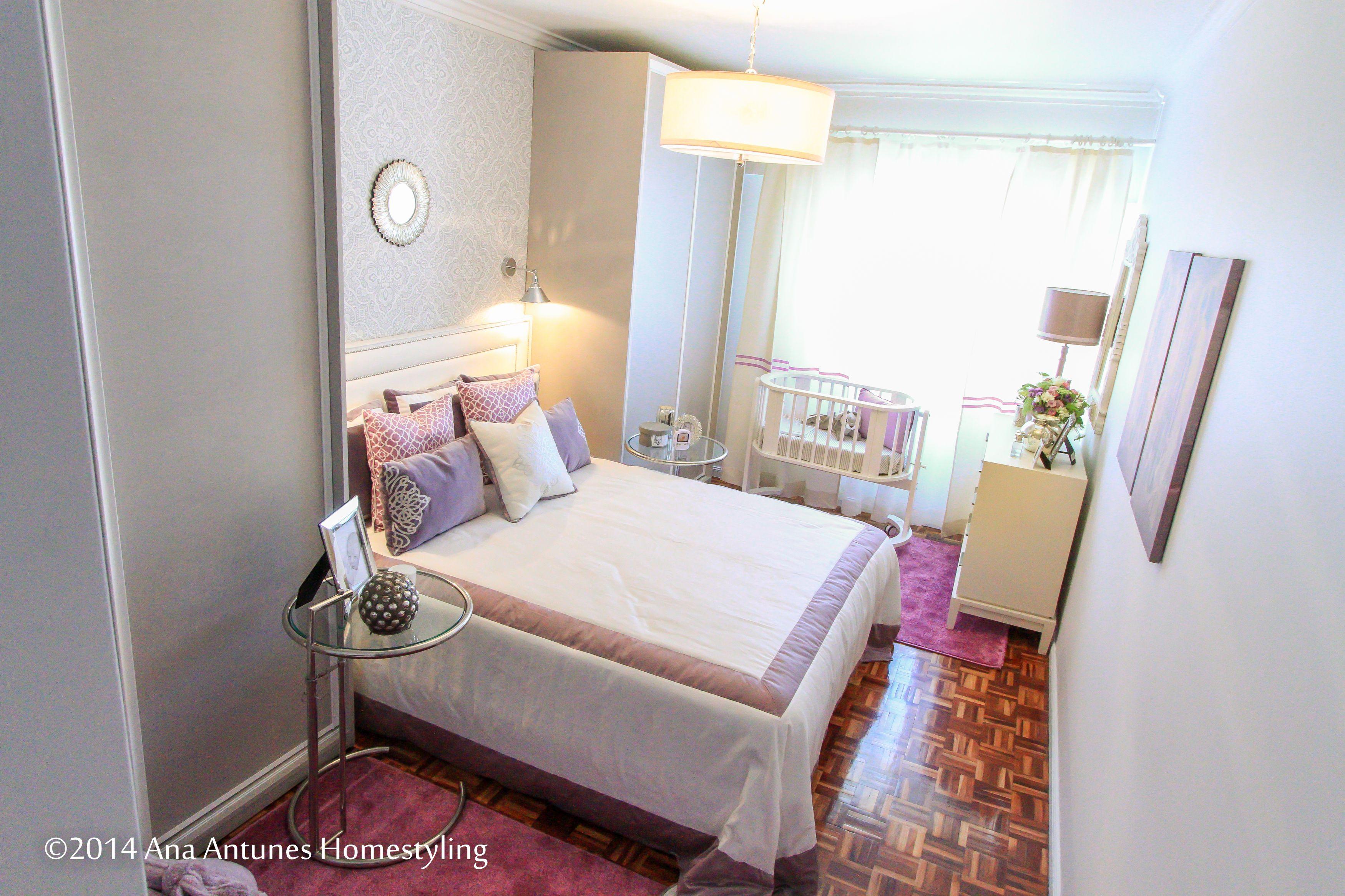 Ana Antunes Quarto Bedroom Cama De Casal Double Bed  ~ Quarto De Bebe Unisex Simples E Lustres Para Quarto Casal