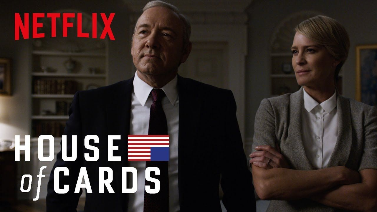 House Of Cards Season 5 Official Trailer Hd Netflix House Of Card