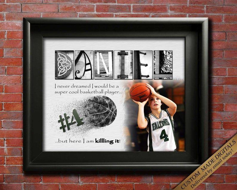 Basketball player gift ideas basketball award youth