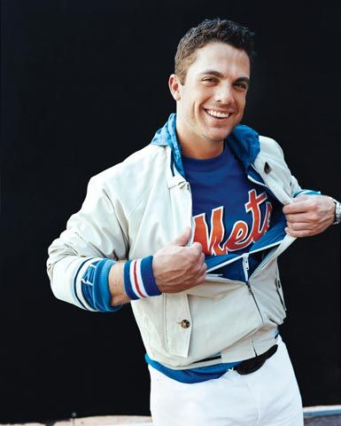I hate the mets but i love me some David Wright <3