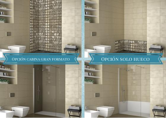 C mo cambiar la ba era por una ducha en 3 sencillos pasos for Cambiar banera por ducha sin obras