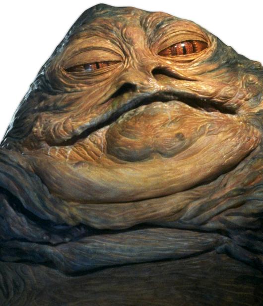 Jabba Desilijic Tiure Jabba The Hutt Star Wars Jabba The Hut