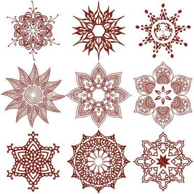 patterns for new tat