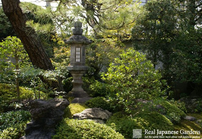 Ōhashi-ke | Real Japanese Gardens