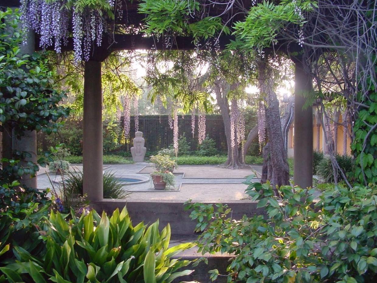 Genial Margaret Fowler Memorial Garden At Scripps College In Claremont, Ca. :  Chris Darrow