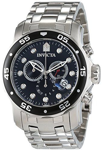 Invicta herren armbanduhr xl pro diver chronograph