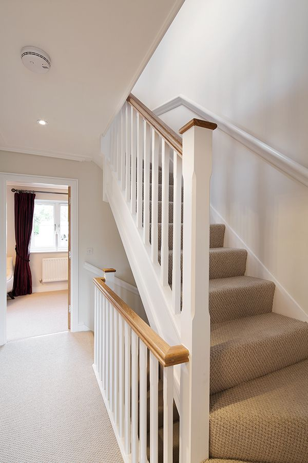 100 Best Corridors Stairs Lighting Images By John: Contemporary Living Over Three Floors With Open Plan