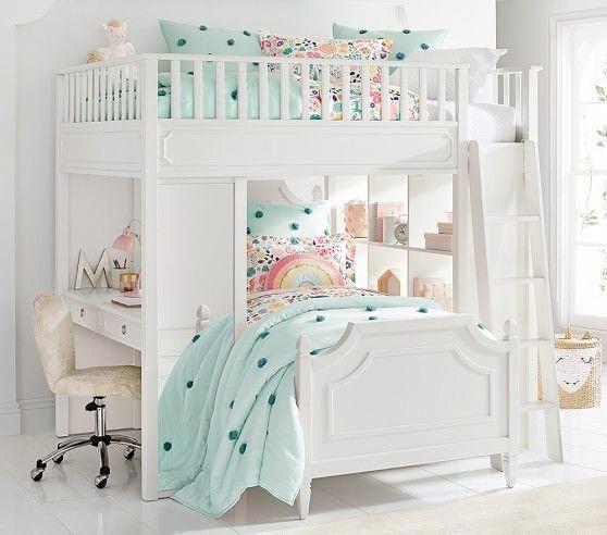 Organic Sasha S Garden Sheet Set Pottery Barn Kids Kidsbedroomideas Bedroom Design Chic Bedroom Design