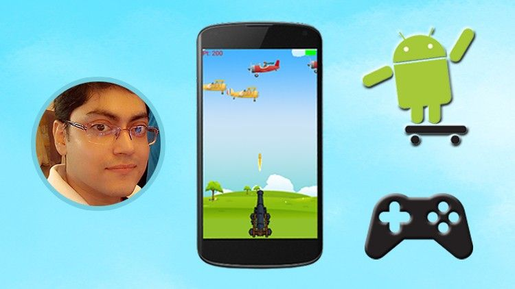 Udemy 100% Off]-Android Game Development for Beginners | 100