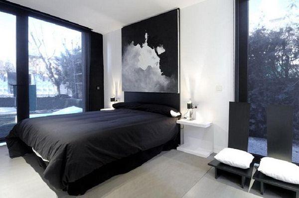 Cool And Masculine Bedroom Ideas Modern Bedroom Interior Design Bedroom Bedroom Colors