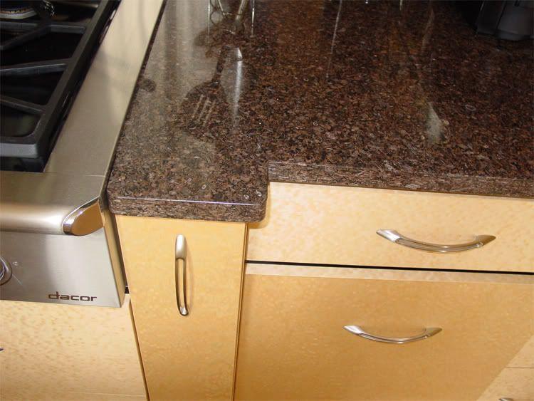 Best Coffee Brown Granite Kitchen Countertops Brown 400 x 300