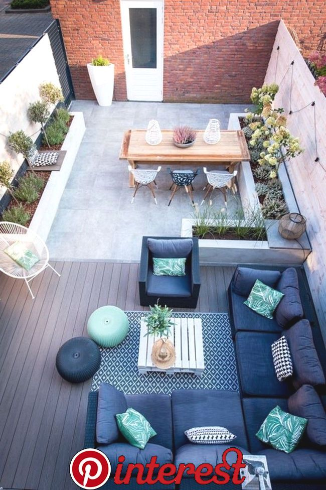 65 Incredible Deck Ideas On A Budget Small Patio Design