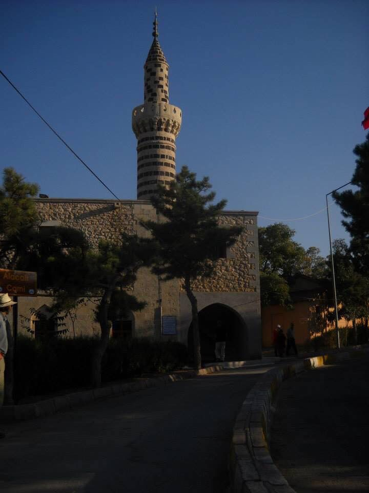 Alacalı Cami Harput Elazığ Turkey