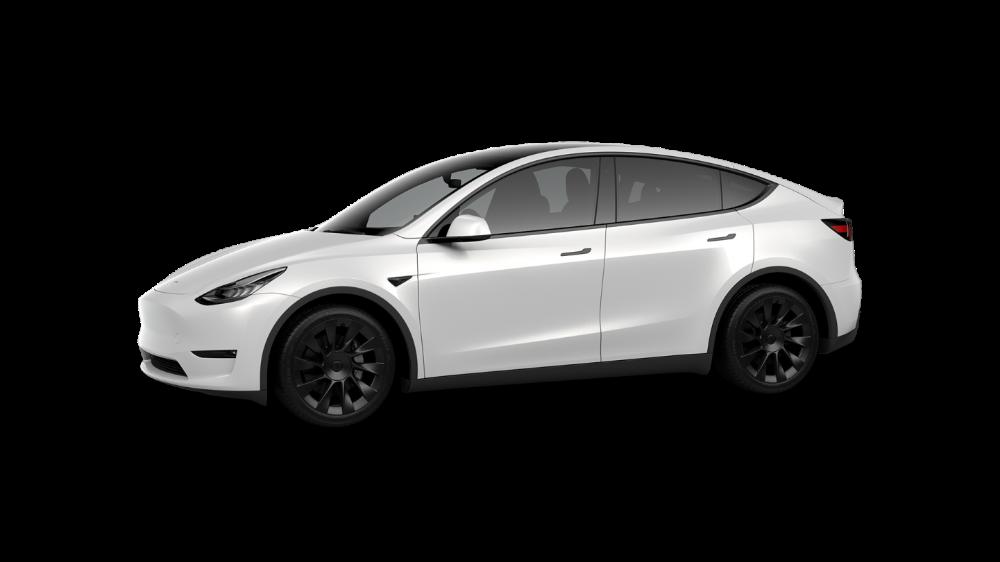 Design Your Model Y Tesla Long Range Model 20 Induction Wheels White Or Blue Exterior White Interior Self Driving Option Tesla Car Models Tesla Tesla Model