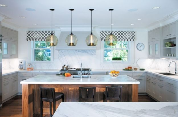 Step inside a waterfront home with bursts of color kitchens step inside a waterfront home with bursts of color aloadofball Choice Image