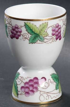 Spode GRAPEVINE Double Egg Cup