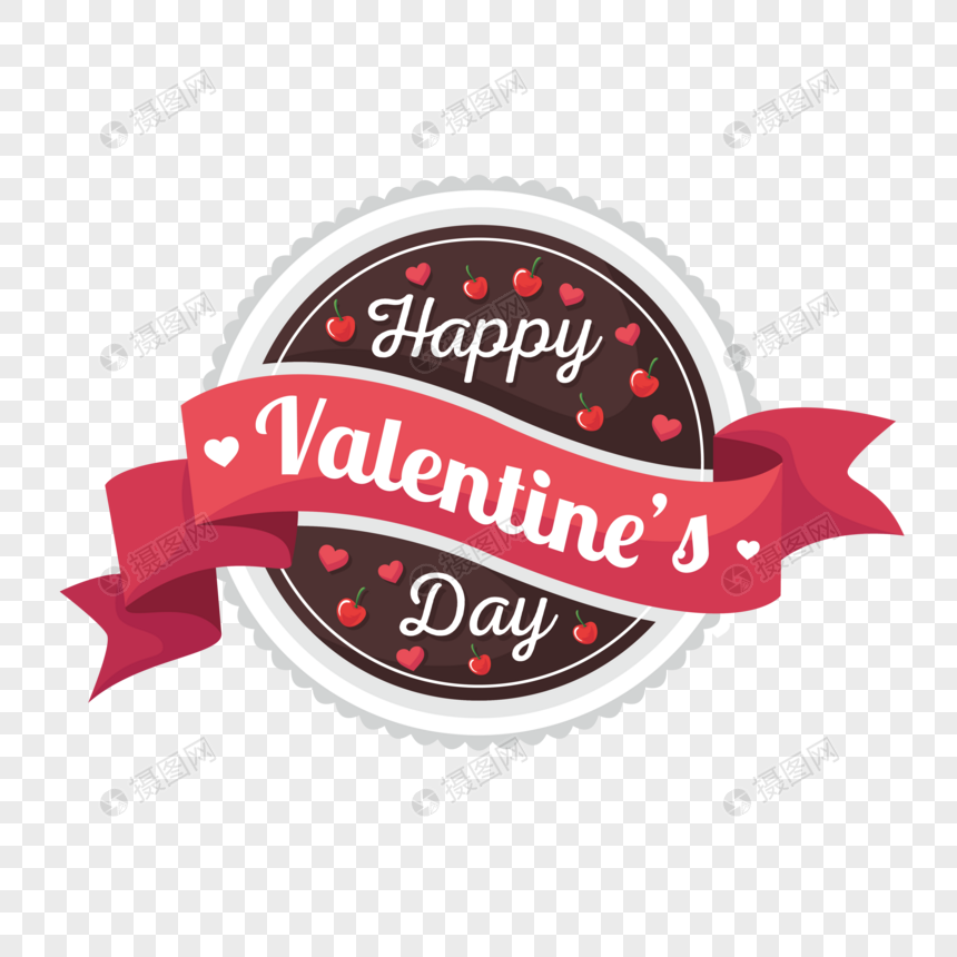Valentine S Day Label Valentine S Day Tags Valentine S Day Labels Tanabata Logo Love Love Romance Lovers