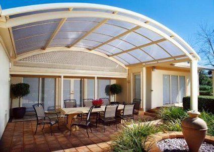 Techos Para Patios Pequenos Buscar Con Google Jardines - Tejados-para-terrazas