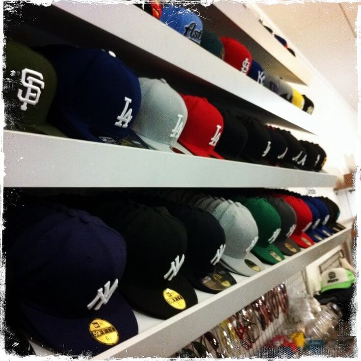 how to store hats diy