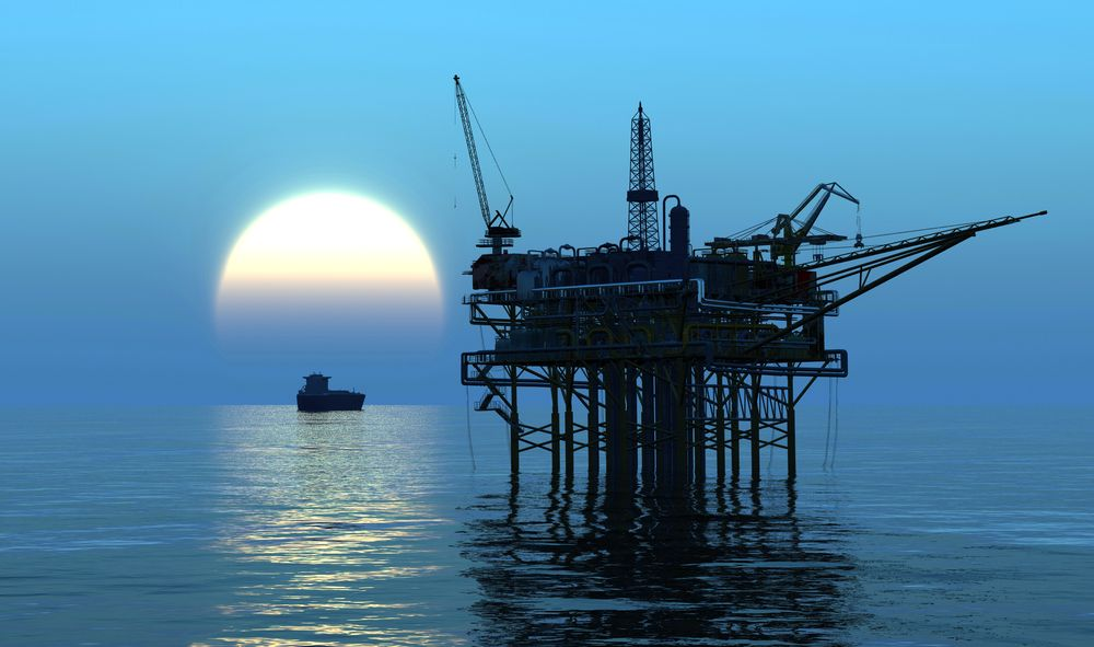 Image result for oil rig