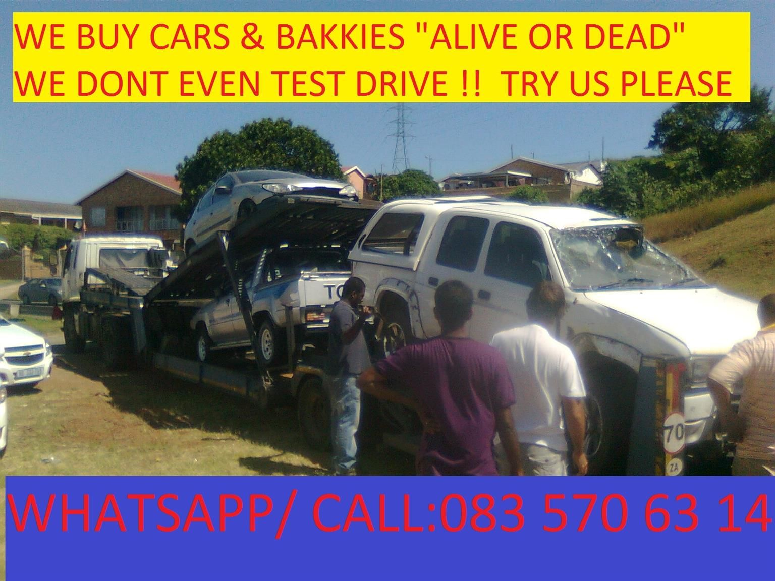 Car Buyer / Cash for Cars \