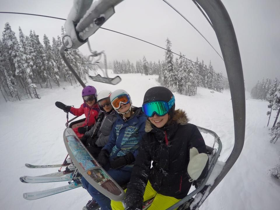 A Ski Instructor in Whistler With Our Training