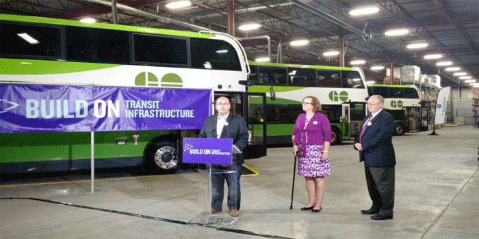 Ontario Exposed New Accessible DoubleDecker Go Buses