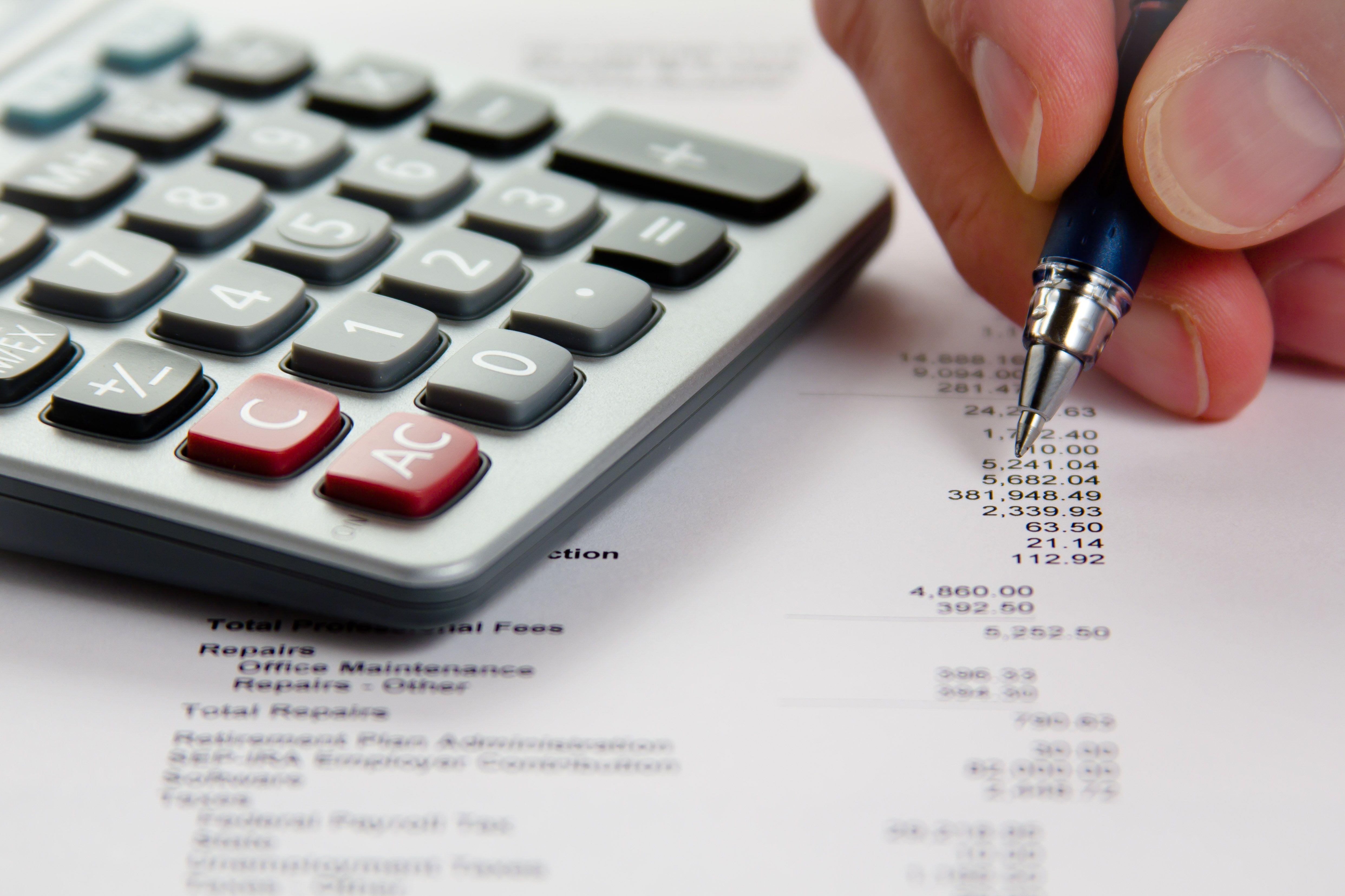 Rekening Opmaken  Bewindvoering    Personal Finance