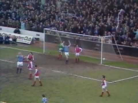 Miscellaneous Man City Goals 1969-73