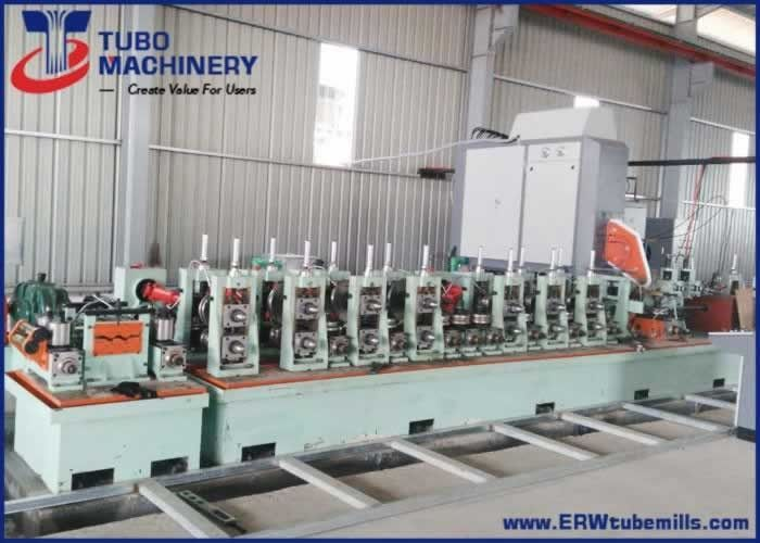 Pin On Erw76 High Frequency Welded Tube Production Mill