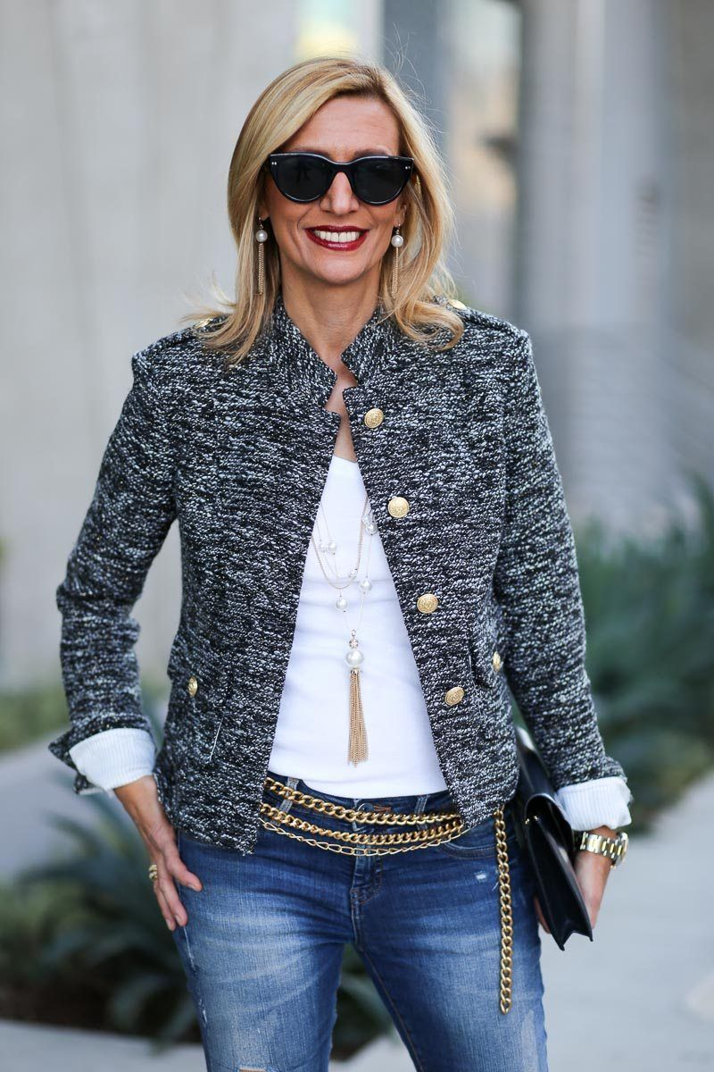 Jacket-Society-Our Chanel Inspired Coco Boucle Jacket-1352 69d12ebfbdd