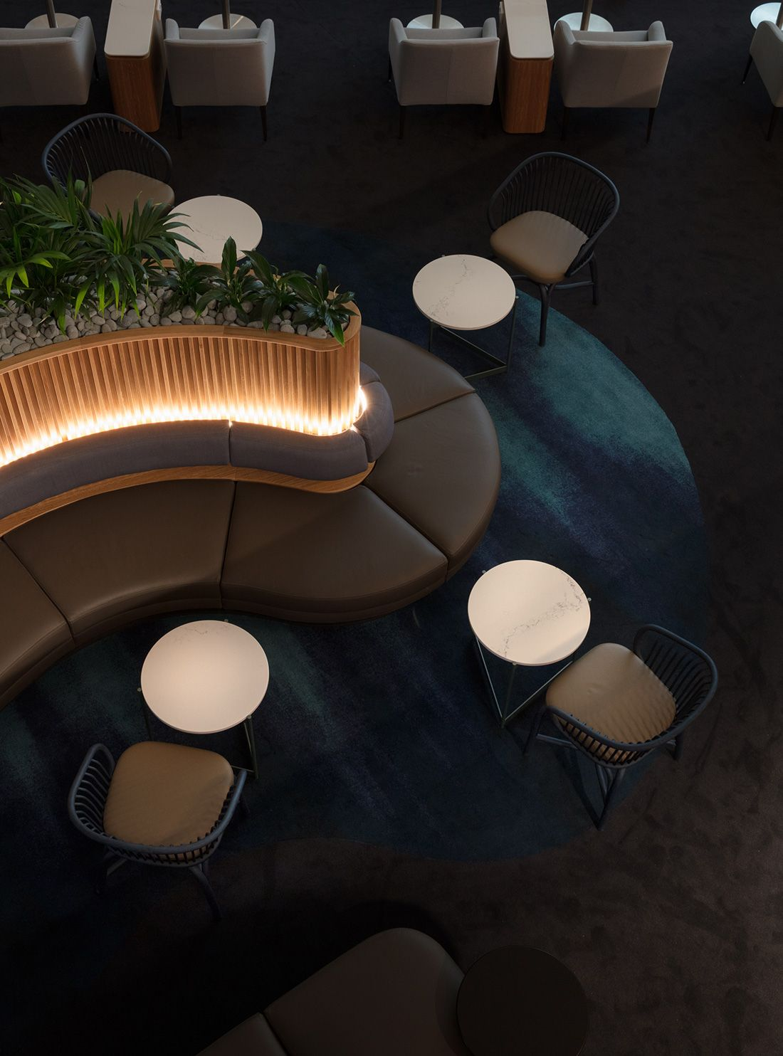 A Lounge for the Tropical Jet Set - Indesignlive | Daily Connection to Architecture and DesignIndesignlive | Daily Connection to Architecture and Design