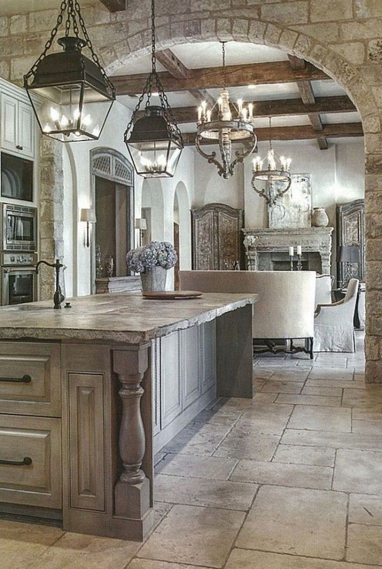 Photo of 70 Remarkable French Country Kitchen Design Ideas #frenchcountry #kitchendesign …