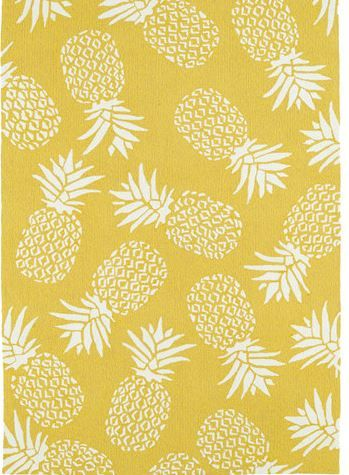 Tropical Rug Sale Pineapple Paradise Indoor Outdoor