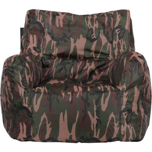Fantastic Big Joe Camo Duo Bean Bag Chair Multi Patio Furniture Gmtry Best Dining Table And Chair Ideas Images Gmtryco
