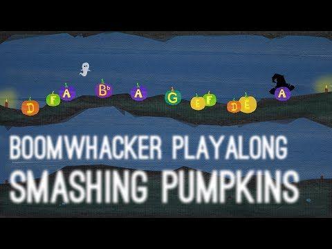 Smashing Pumpkins Halloween Boomwhacker Playalong Melody And