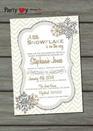 10 winter baby shower invitations baby love pinterest winter 10 winter baby shower invitations filmwisefo
