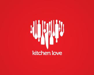 Kichen Love Brandcrowd Food Company Logo Company Logo Design