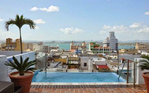 La Terraza De San Juan Puerto Rico Caribbean Hotels San Juan Puerto Rico Travel San Juan Hotels