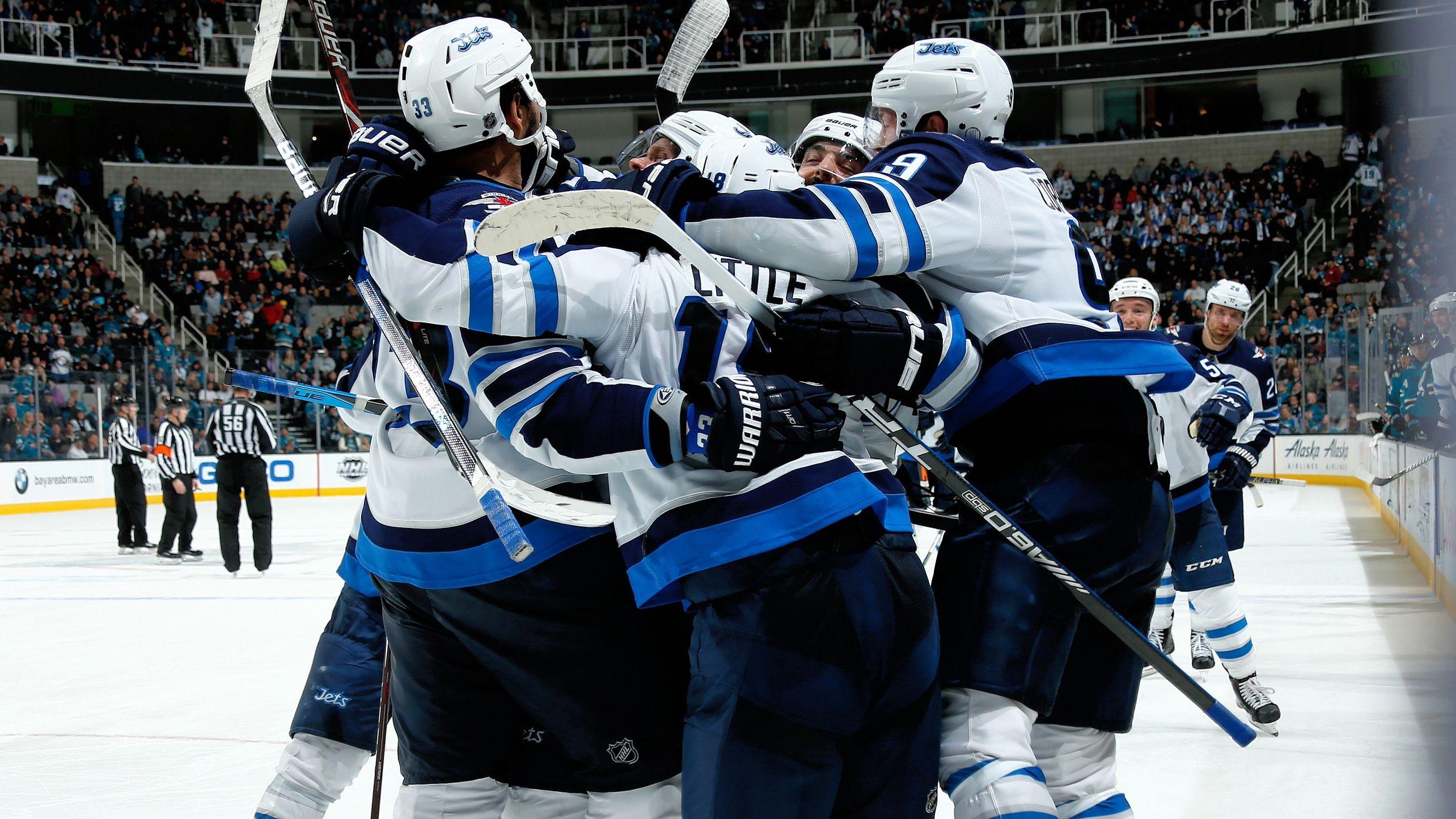 Little scores overtime winner as Jets hold off Sharks
