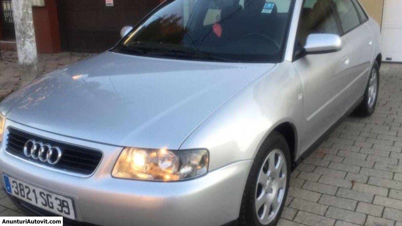 Firma, vand Audi  A3   (Second hand); Diesel;  Timisoara, Pret 2699 EUR