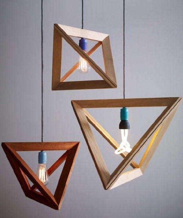 bedroom design ideas 50 lighting inspirations wooden geometric - Designer Ideas