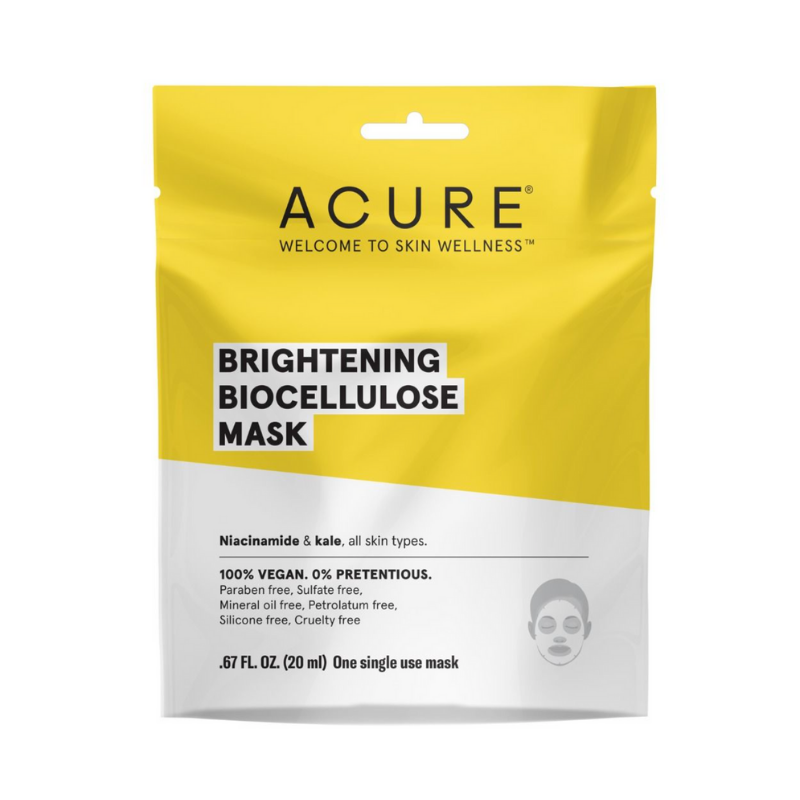 Acure Brilliantly Brightening Facial Mask